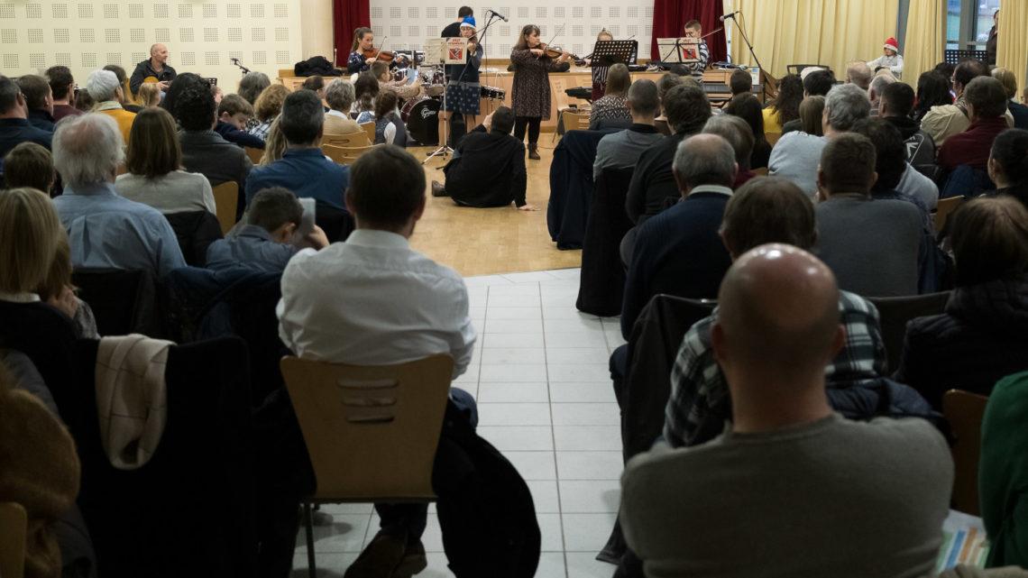 Audition virtuelle de printemps 2020